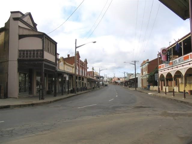 Country Towns NSW