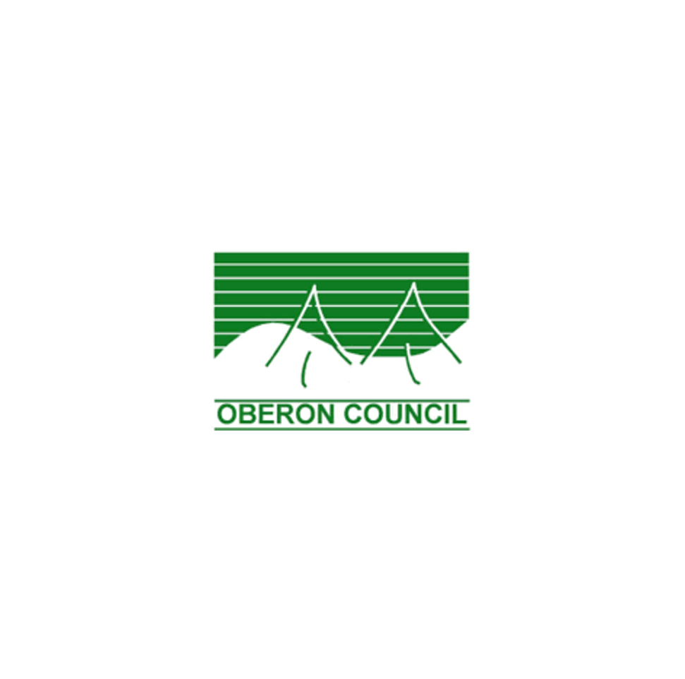 Oberon Council logo