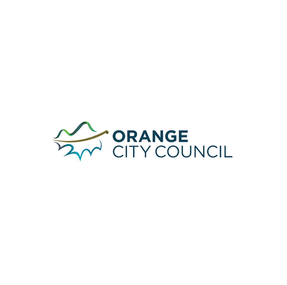 Orange City Council logo