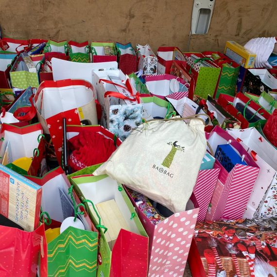 Selina and Mosman Council- Christmas 2019 Gift Appeal Gifts